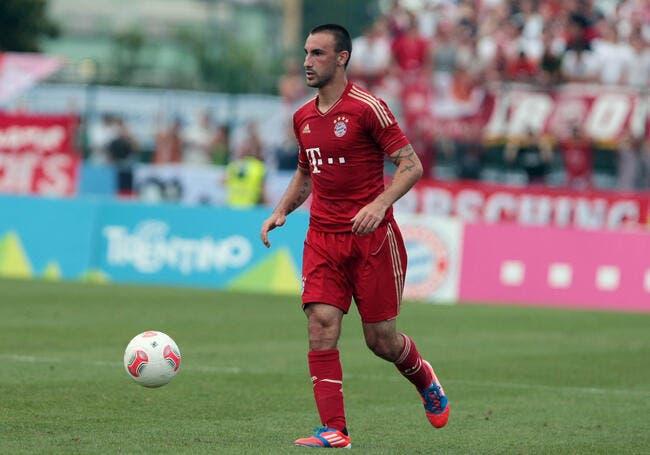 Officiel : Contento signe à Bordeaux pour quatre ans