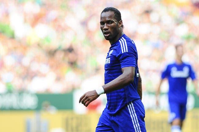 Un énorme coup dur pour Drogba à Chelsea ?