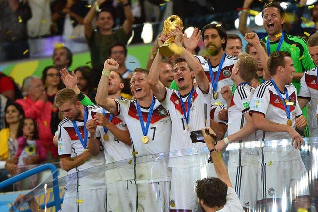Un record et le titre, Klose tire sa révérence avec l'Allemagne !