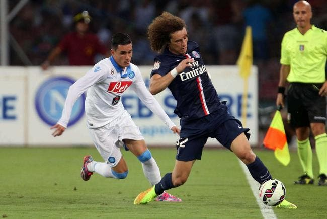 David Luiz a souffert mais il est heureux de gagner
