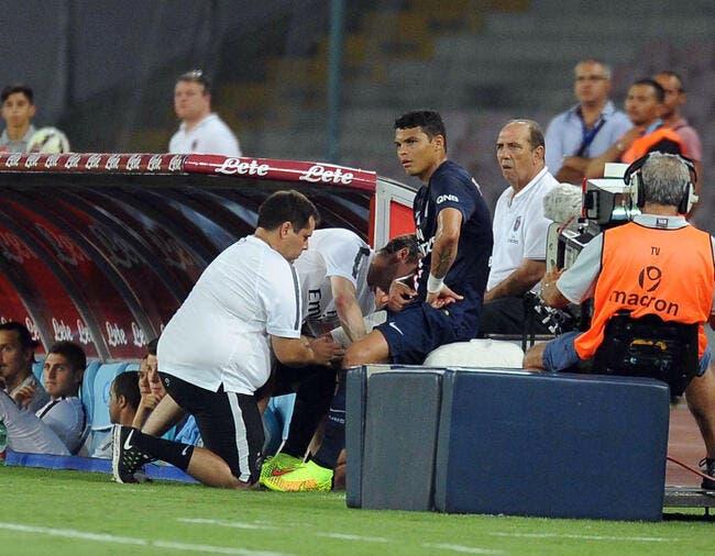 Thiago Silva out 1 à 2 mois, le PSG s'est-il raté ?