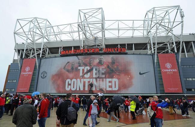 Man United ne veut plus de tablettes à Old Trafford