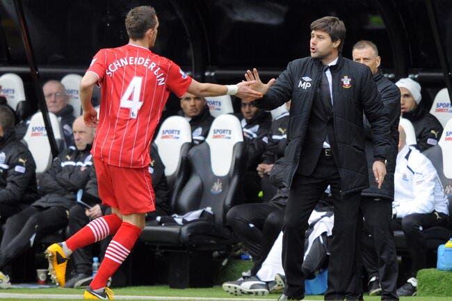 Southampton menace le salaire de Schneiderlin