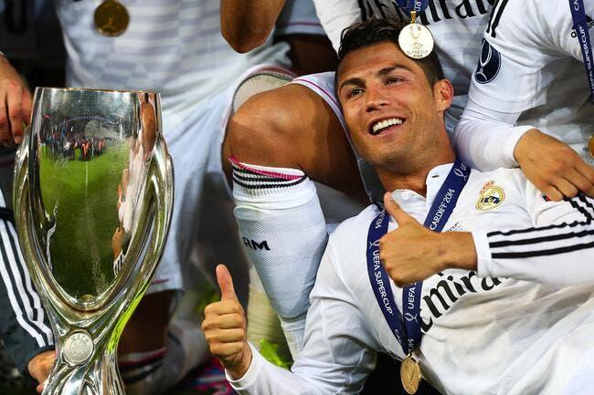 Cristiano Ronaldo l'annonce, il est de retour !