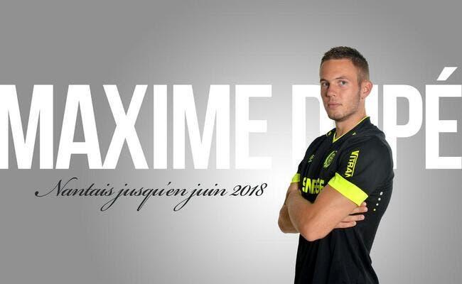 Nantes prolonge une pépite jusqu'en 2018