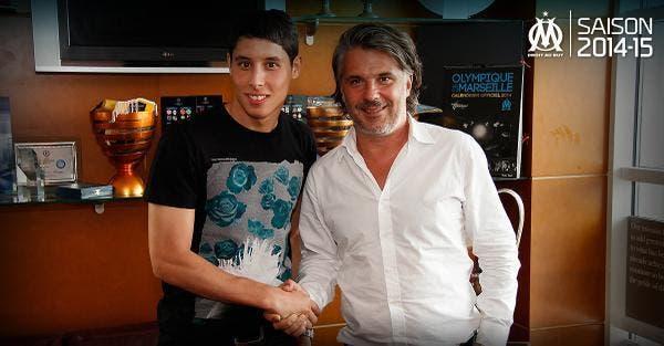 Officiel : Abdelaziz Barrada signe à l'OM