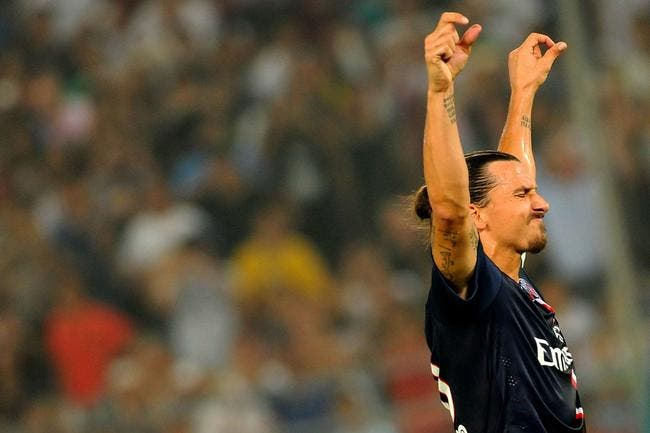 Ibrahimovic, au PSG un jour, au PSG toujours !