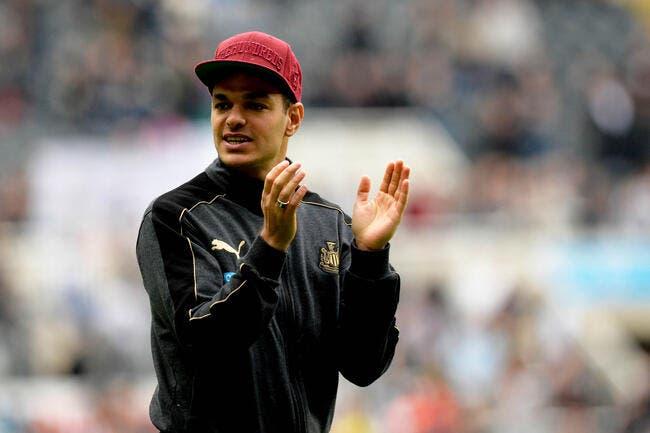 Newcastle n'arrivera pas à faire craquer Ben Arfa