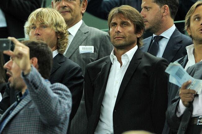 Officiel : Antonio Conte sélectionneur de l'Italie