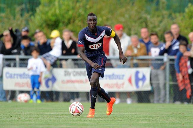 Officiel : Bordeaux prolonge Sané jusqu'en 2017