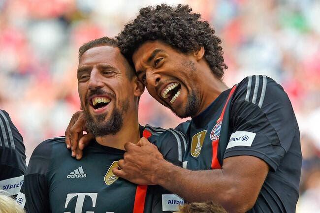 Riolo voit en Ribéry le «Jean-Claude Duss» du foot français
