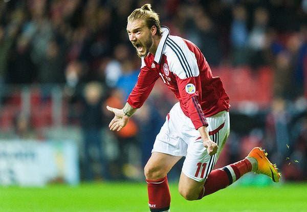 Bendtner rejoint Wolfsburg