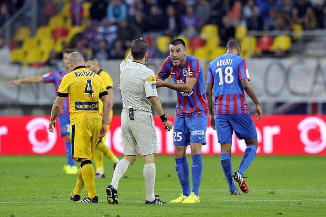 L'arbitre offre trois points à Lille