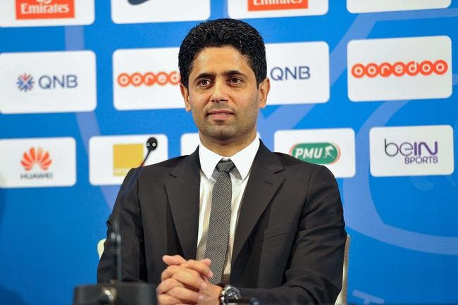 Le patron du PSG demande la «suspension à vie» de Brandao