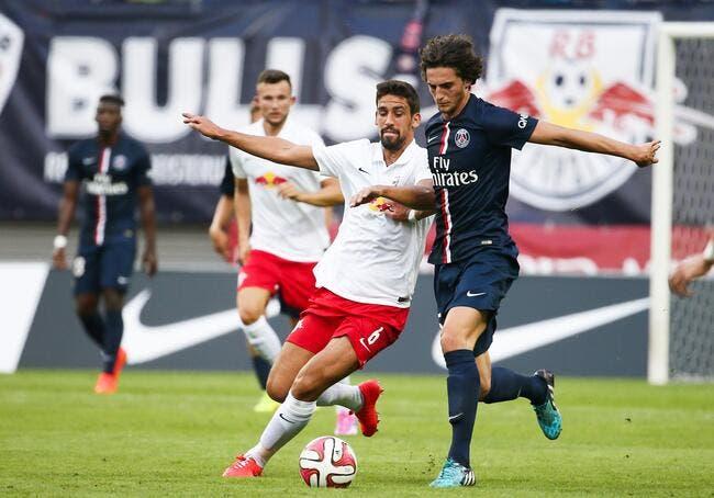 Le PSG laisse Chelsea et Arsenal se battre pour Rabiot