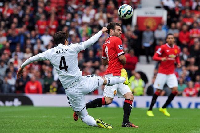 Man Utd - Swansea : 1-2