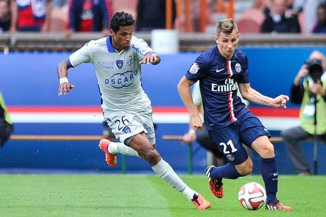 Brandao viré par Bastia et remplacé par Hoarau ?