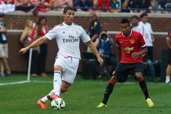 Cristiano Ronaldo a bien été une cible de Manchester United