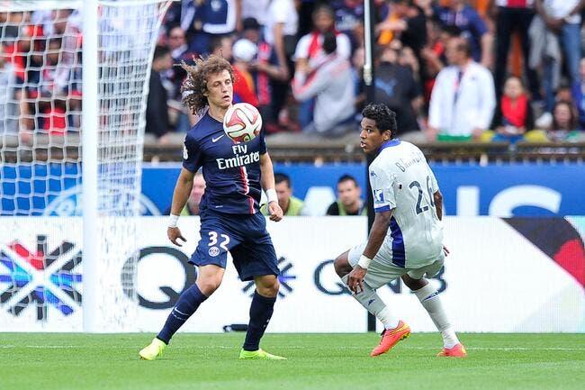 David Luiz dévoile ce qu'il a dit à Brandao après l'agression
