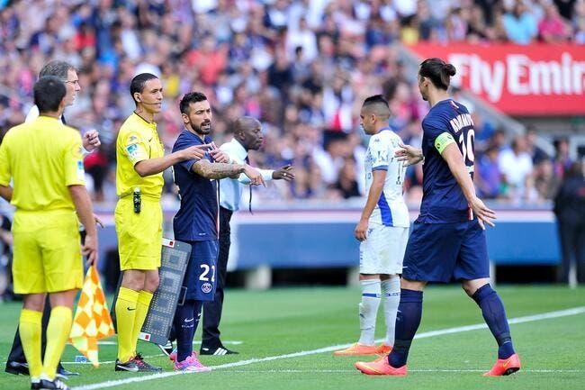 L'Italie voit toujours Di Maria au PSG et Lavezzi à la Juventus