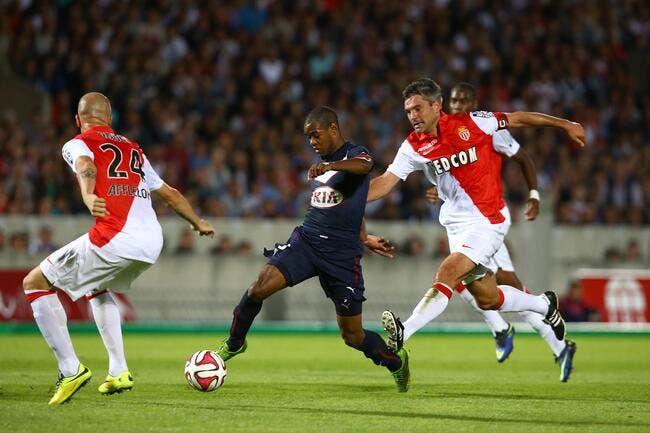 Le sommet pour Bordeaux, les abimes pour Monaco