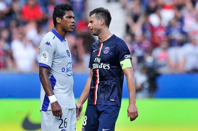 Thiago Silva fracasse Brandao «un mec déloyal»