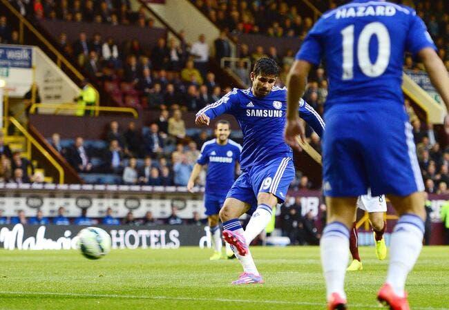 Costa, Fabregas, Drogba, Chelsea est déjà au top