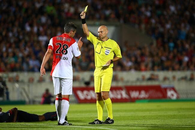 Monaco donne une dernière chance aux arbitres