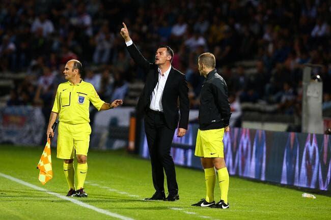 Sagnol fait une bonne blague et Bordeaux est champion
