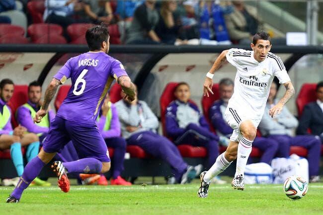 Accord PSG-Madrid pour le prêt de Di Maria, sauf que....
