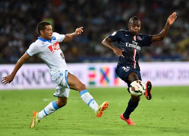 Affaire Brandao ou pas, le PSG prête Ongenda à Bastia