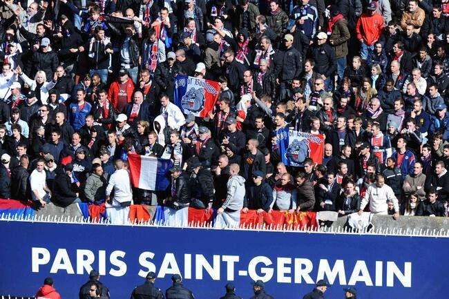 Le PSG poursuivi par des supporters de sa liste noire