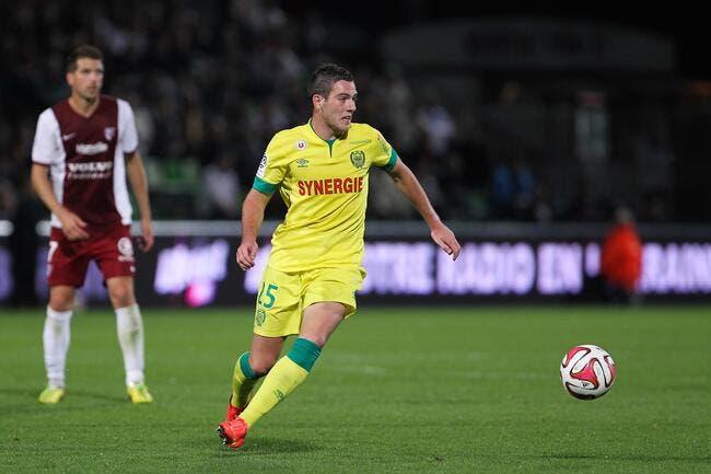 Officiel : Nantes prolonge Veretout jusqu'en 2017
