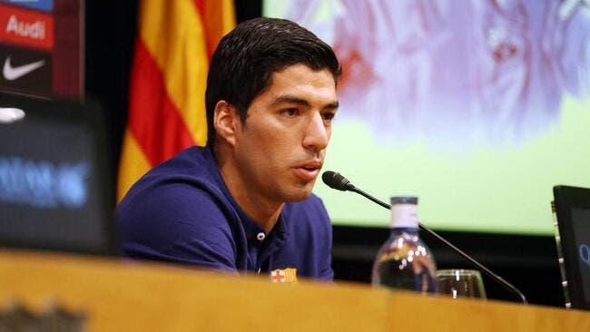Promis juré, Luis Suarez ne mordra plus ses adversaires