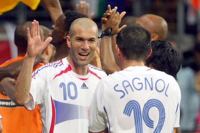 Sagnol n'a jamais été le plan B de Zidane à Bordeaux