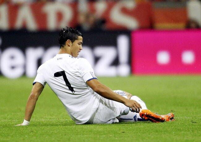 Cristiano Ronaldo boite, le Real Madrid tremble