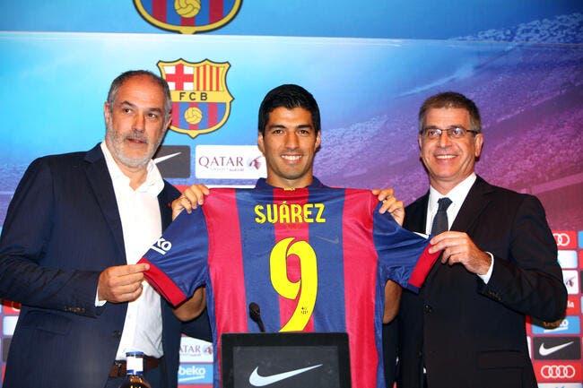 La FIFA confirme l'interdiction de mercato de Barcelone en 2015 !