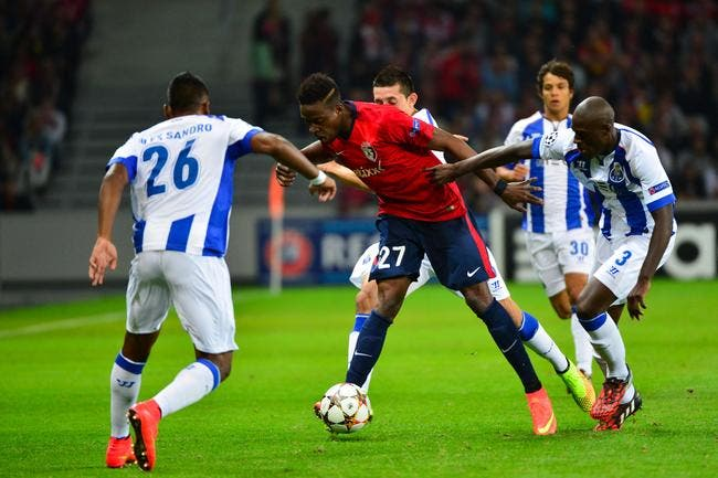 Lille se prend un coup de Porto