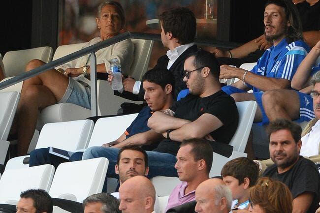 Du Valbuena, du Drogba et du Ribéry, Barrada a le bon profil à l'OM