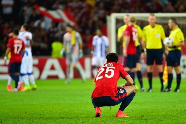 Le LOSC n'a même « pas de regrets » face à Porto