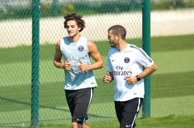 Le PSG et Milan discutent d'une sortie de crise pour Rabiot