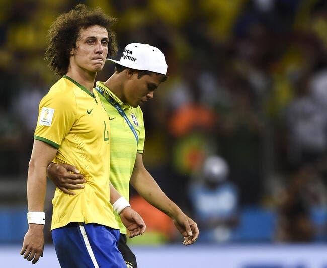 Le Mondial raté, les Brésiliens du PSG y pensent encore