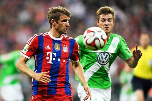 Bayern Munich – Wolfsburg 2-1