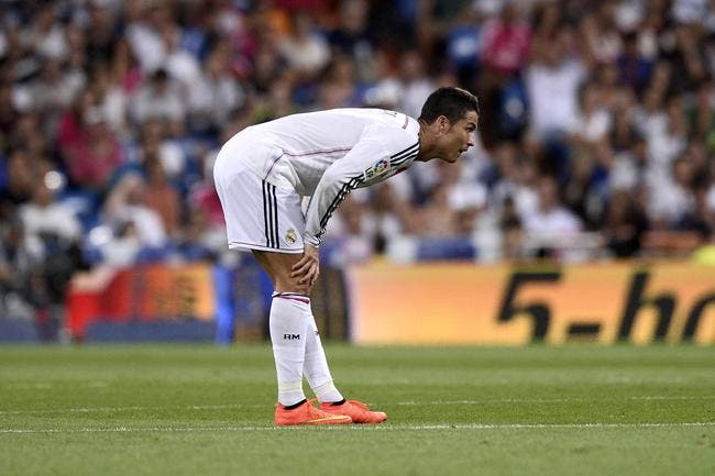 Blessé Cristiano Ronaldo ? Non, titulaire