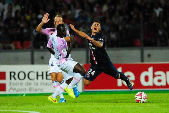Evian bouscule encore le PSG