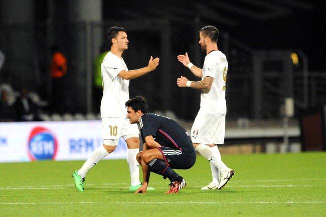 La France déjà en grand danger à l'indice UEFA
