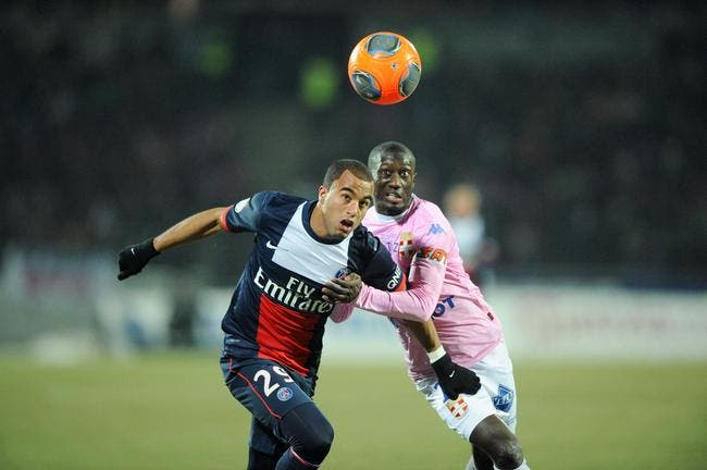 La victoire du PSG à Evian ne coule pas de source