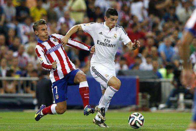 Griezmann sait ce qu'il veut à l'Atlético