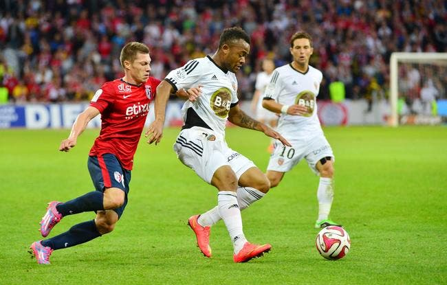 Perdre face à Lille, rien d'inquiétant pour Lorient