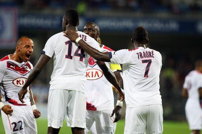Alain « Diabaté » Delon n'a pas de limite à Bordeaux